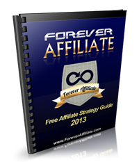 Andrew Hansen's Forever Affiliate Free Affiliate Strategy Guide